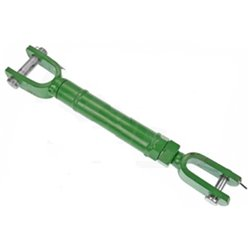 Tensor lateral 1635. Adaptable, no original John Deere