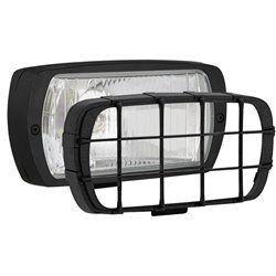 Fog light set 195x96+grille