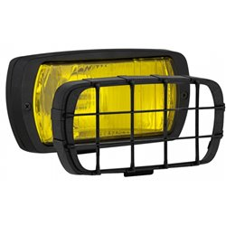 Fog light yellow 195x96+grille